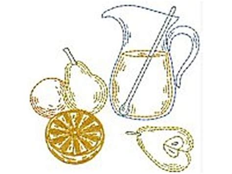 kitchen embroidery designs machine embroidery designs kitchen multicolor set
