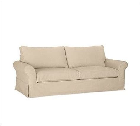 pottery barn pb comfort grand sofa pb comfort grand sofa with box cushion slipcover twill