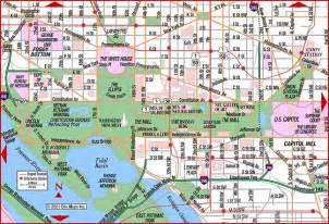 Washington Dc Street Map by Maps Update 16001123 Tourist Map Of Washington Dc