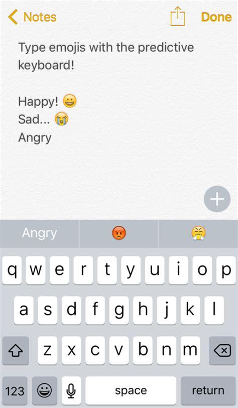 tutorial emoji keyboard tutorial how to use the new emoji keyboard of ios 10 on