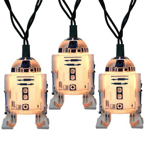 wars string lights wars r2d2 novelty string lights