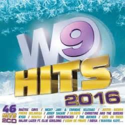 w9 hits 2016 by compilation cd achat cd cd vari 233 t 233