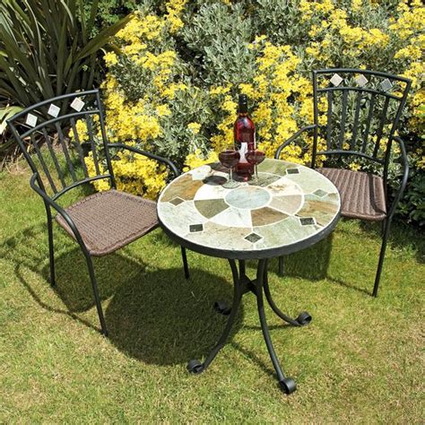 Homebase Bistro Table Buy Europa Leisure Orba Murcia Set At Argos Co Uk Your Shop For Garden Table And Chair