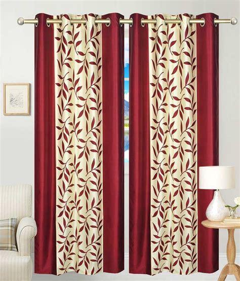 home decor curtains online molsan home decor set of 2 door eyelet curtains buy