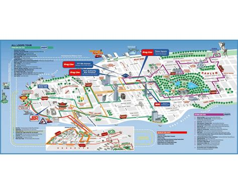 printable map york city centre maps of new york detailed map of new york city tourist