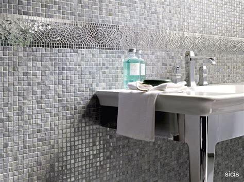 mosaici per bagni moderni mosaico soluzioni innovative dal mondo design
