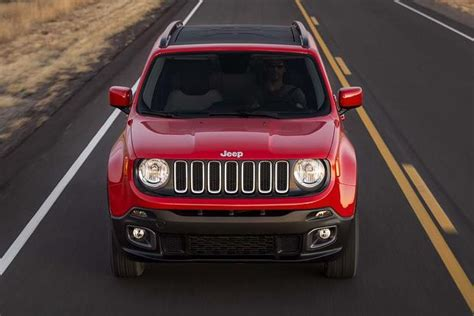 fiat jeeps 2017 jeep renegade new car review autotrader