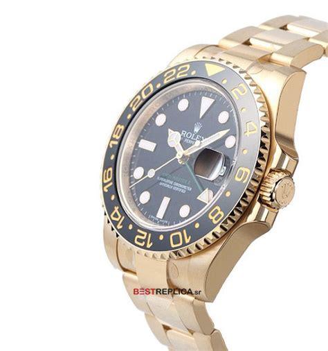 Promo Rolex Gmt Master Ii All Gold Best Edt Superclone Noobtermurah rolex gmt master ii all gold black ceramic bezel bestreplica