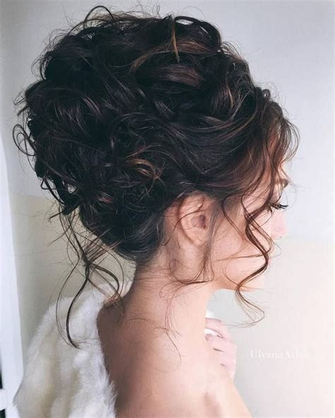 Best 25 Curly Hair Updo Ideas On Pinterest | pictures up hairstyles for ladies black hairstle picture