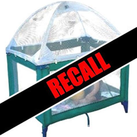 tots in mind crib tents recalled after 1 strangulation