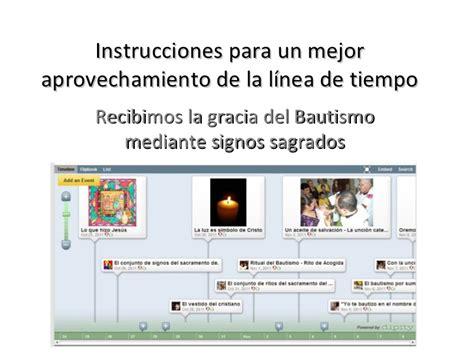 lnea de tiempo web slideshare instrucciones l 237 nea de tiempo tema 6