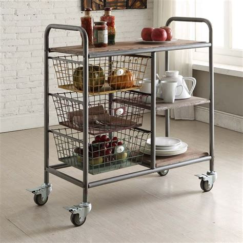 kitchen island trolleys the 25 best kitchen trolley ideas on diy