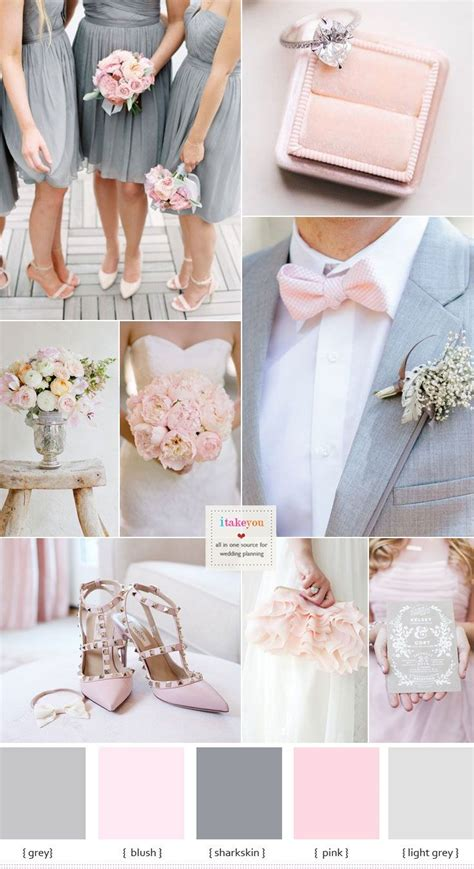 25 best ideas about wedding color schemes on