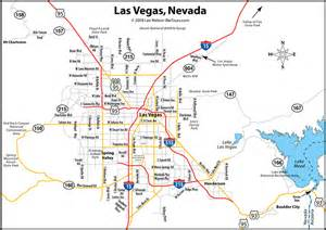 Las Vegas Nevada Map by Large Las Vegas Nevada Area Travel Map Includes Mt