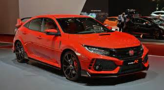 2018 honda civic type r epa release date and review