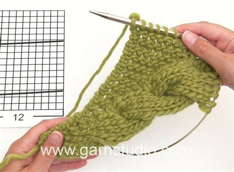 knitting cables tutorial 17 best images about t 252 cher und schals gestrickt on