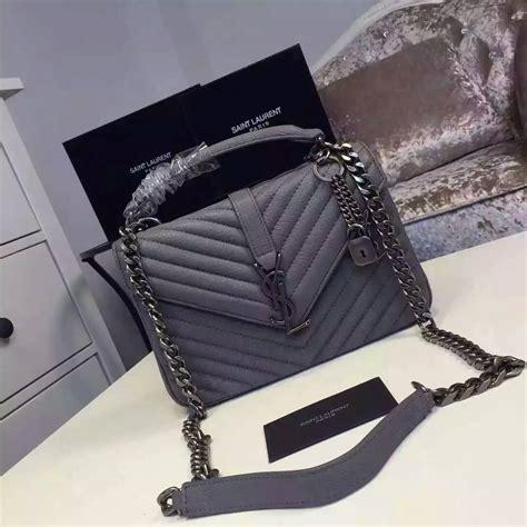 Tas Ysl Cabas Chyc Maroon ysl tote bag ysl handbags for cheap