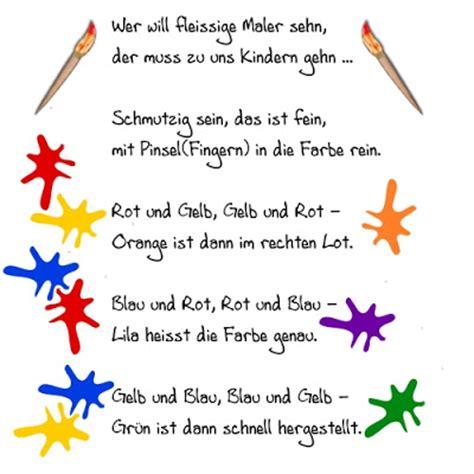 Farben Zum Der Schlafzimmermöbel Zu Malen by Kindergarten Jahresthema Farben Suche Basteln