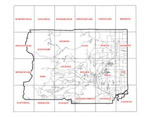 of colorado boulder map fieldtrip boulder county
