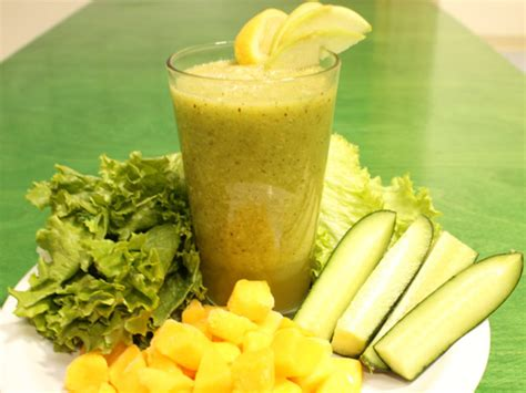 The Green Machine Detox Drink by Green Machine Delectable Detox Smoothie Saloni Health