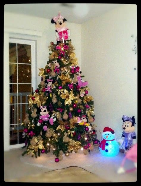 minnie mouse tree trees trees and mice
