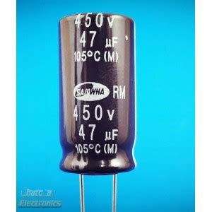 Capasitor 153j 2000v 47uf 450v 105c electrolyte capacitor