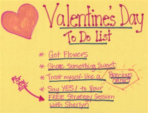what to do on valentines day with your your s day to do list parent effective