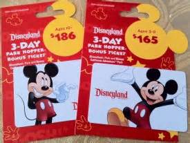 What Stores Sell Disney Gift Cards - disney on a budget several discount options for buying tickets to disneyland