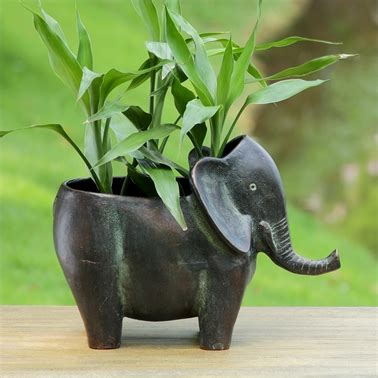 elephant wall planter spi home elephant planter holder