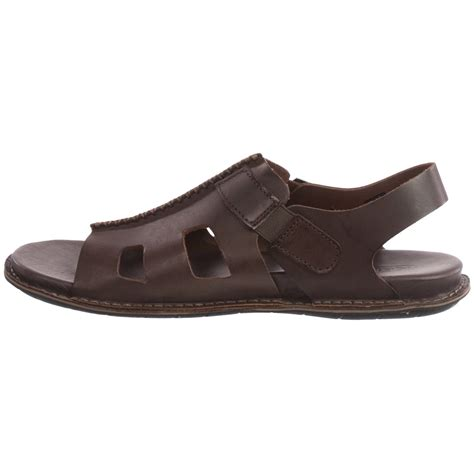 keen leather sandals keen alman leather sandals for 9814y save 70