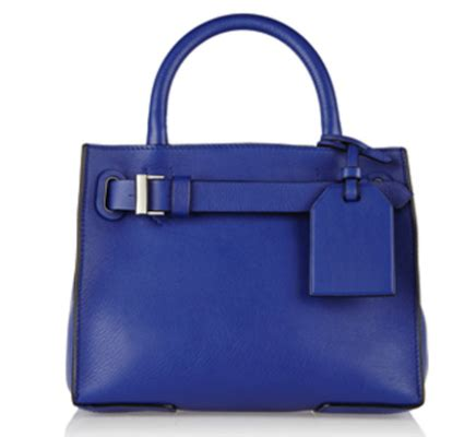 Trovata Canvas And Patent Tote The Bag Snob 8 by Reed Krakoff Rk40 Leather Tote This Is Forty