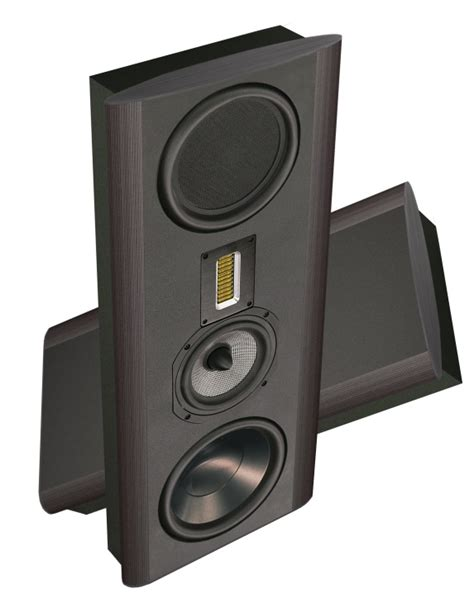 Speaker Subwoofer Legacy 10 legacy announces silhouette on wall speaker