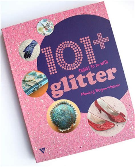 Things Glittery And Fab by Bugs And Fishes By Lupin Book Review 101 Things To Do