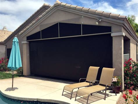Patio Roll Up Shades Arizona Sun Screen Roll Up Sun Shades For Patios