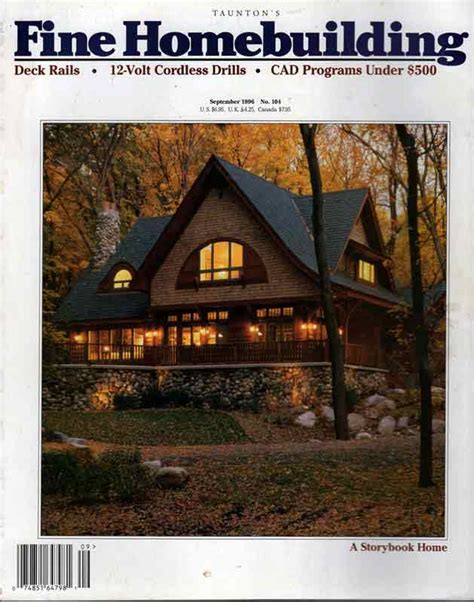 Finehome Building | fine home building magazine archive coverart com