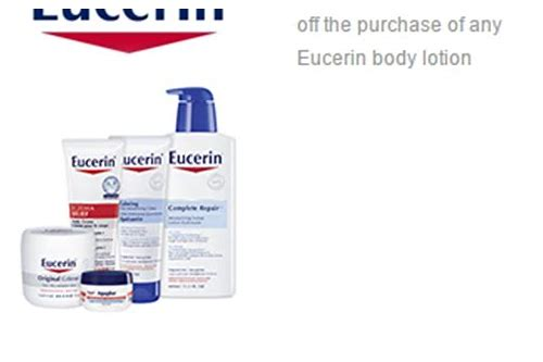 eucerin online coupon codes