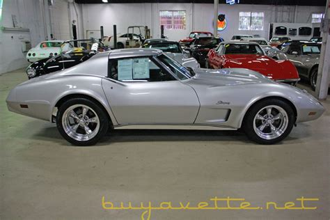 1975 Corvette L82 Convertible For Sale At Buyavette 174 Atlanta 1975 Corvette L82 4 Speed For Sale