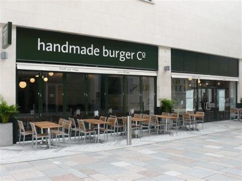 Handmade Burger Company Leicester - handmade burger co review win cool as leicester