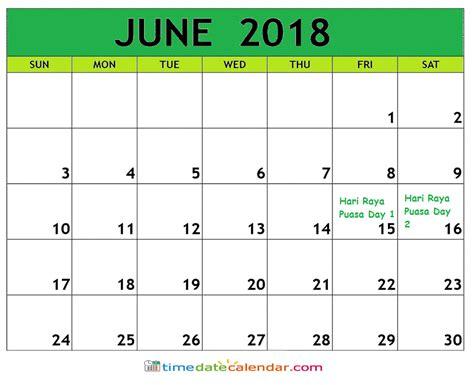printable planner malaysia june calendar 2018 malaysia free printable calendar