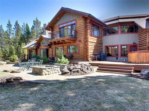 Sunriver Cabin Rentals by Cluster Cabins Vacation Rental Vrbo 585710 4 Br