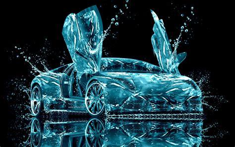 Cool Car Wallpapers For Desktop 3d Nature Image by Lamborghini Abstraite De L Eau Papier Peint Allwallpaper