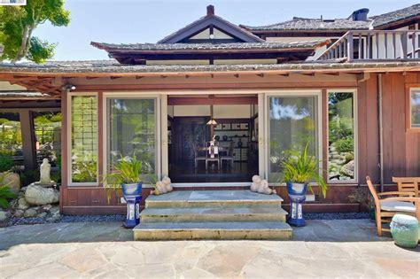 inspired homes historic japanese inspired estate for sale in san mateo