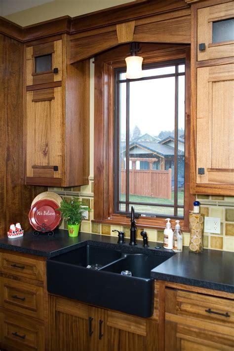 peterson woodworks craftsman kitchen