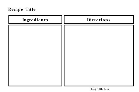 how to make your own recipe card template how to make your own printable recipe card beyer beware