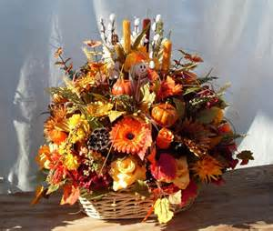 fall floral arrangements autumn basket arrangements autumn crafts picture