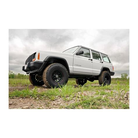Jeep Xj 3 Inch Lift Kit 3 Quot Country Lift Kit Pro Ii Suspension Jeep Xj