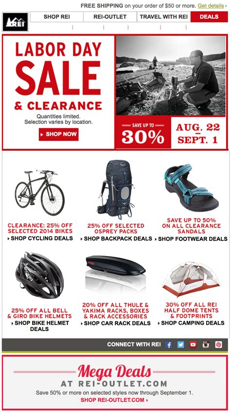Nordstrom Rack Labor Day Sale by Rei Labor Day Sale Deals Coupons For 2015 Black