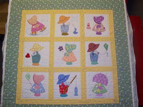 Sun Bonnet Sue Quilt by Do You Make Sunbonnet Sue Quilt Blocks
