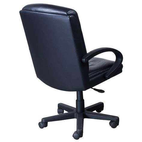 Steelcase Desk Chair by Steelcase Turnstone Used Leather Conference Chair Black