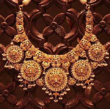 tanishq padmavati necklace collection gold rush gold